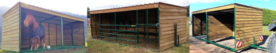Soci t buchet constructeur 71740 tancon constructeur d for Abri de stockage agricole